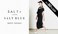 SALT+JAPAN -DAILY CASUAL-のセールをチェック