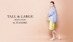 TALL&LARGE SELECTION by FLANDREのセールをチェック