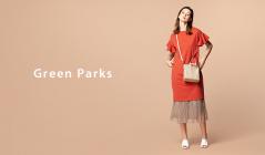 Green Parks OVER 80%OFF(グリーンパークス)のセールをチェック