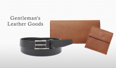 Gentlemen's Leather Goodsのセールをチェック