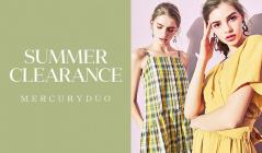 MERCURYDUO -SUMMER CLEARANCE-(マーキュリーデュオ)のセールをチェック