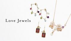 Love Jewelsのセールをチェック