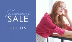 OFUON -SUMMER SALE-(オフオン)のセールをチェック