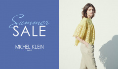MICHEL KLEIN -SUMMER SALE-(ミッシェルクラン)のセールをチェック