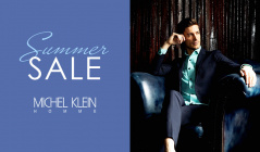 MICHEL KLEIN HOMME -SUMMER SALE-(ミッシェルクランオム)のセールをチェック