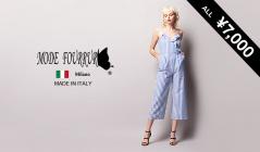 MODE FOURRURE -ITALIAN APPAREL ALL ¥7,000(モードフルーレ)のセールをチェック
