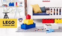LEGO STORAGE BOX(ルームコペンハーゲン)のセールをチェック