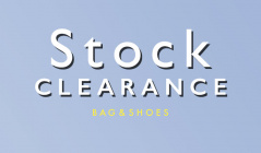 STOCK CLEARANCE WOMENS Bag & Shoes & Accのセールをチェック
