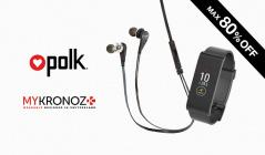 Polk Audio&Mykronoz Smart Watchのセールをチェック