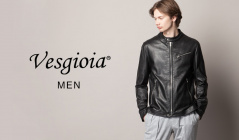 Vesgioia MENのセールをチェック