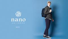 NANO・UNIVERSE MEN - On Season -(ナノ・ユニバース)のセールをチェック