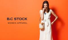 B.C STOCK WOMEN -APPAREL-(ベーセーストック)のセールをチェック