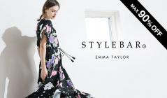 STYLE BAR -EMMA TAYLOR MAX85%OFF-のセールをチェック