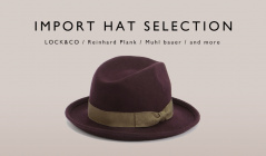 IMPORT HAT SELECTION by B.C STOCK(ベーセーストック)のセールをチェック