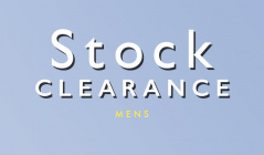 STOCK CLEARANCE MENSのセールをチェック