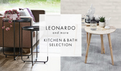 LEONARDO and more  -KITCHEN & BATH SELECTION-のセールをチェック