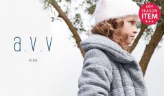 a.v.v Kids -AW OFF SEASON ITEM-(アーヴェヴェ)のセールをチェック