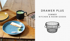 DRAWER PLUS SUMMER KITCHEN&ROOM GODDSのセールをチェック