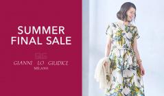 GIANNI LO GIUDICE -SUMMER FINAL SALE-(ジャンニ ロ ジュディチェ)のセールをチェック