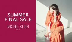 MICHEL KLEIN -SUMMER FINAL SALE-(ミッシェルクラン)のセールをチェック