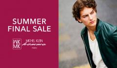 MK MICHEL KLEIN HOMME -SUMMER FINAL SALE-(エムケイミッシェルクランオム)のセールをチェック