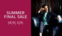 MICHEL KLEIN HOMME -SUMMER FINAL SALE-(ミッシェルクランオム)のセールをチェック