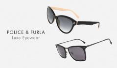POLICE & FURLA Luxe Eyewearのセールをチェック