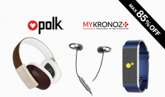 Polk Audio&Mykronoz Smart Watchのセールをチェック
