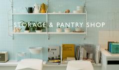 STORAGE & PANTRY SHOP_前半のセールをチェック