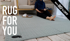 RUG FOR YOUのセールをチェック