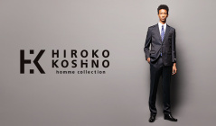 HIROKO KOSHINO homme collection(ヒロコ コシノ オム コレクション)のセールをチェック