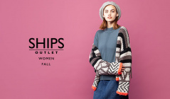 SHIPS OUTLET WOMEN -FALL-のセールをチェック