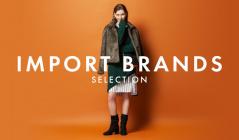 IMPORT BRANDS SELECTION(インポートブランドアンドティファナ ブレス)のセールをチェック