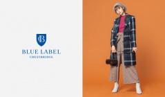 BLUE LABEL CRESTBRIDGE -OUTER SELECTION-(ブルーレーベル・クレストブリッジ)のセールをチェック