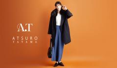 A.T/ATSURO TAYAMA -Autumn Wardrobe-(エー・ティー)のセールをチェック