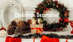Christmas Decoration(ナチュラルマテリアルユニークハンドメイド)のセールをチェック