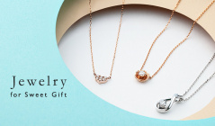 Jewelry For Sweet Giftのセールをチェック