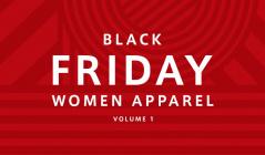 BLACK FRIDAY - APPAREL -のセールをチェック