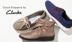 Cloud Steppers by Clarks(クラークス)のセールをチェック