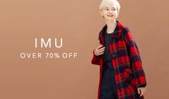 IMU -OVER 70%OFF-のセールをチェック