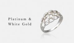 Platinum & White Gold Selection(レ セイント)のセールをチェック