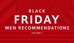 BLACK FRIDAY SALE Men Recommendationsのセールをチェック