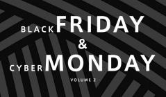 BLACK FRIDAY & CYBER MONDAYのセールをチェック