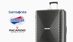 Samsonite , AMERICAN TOURISTER & RICARDOのセールをチェック