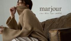 MARJOUR -MAX 80%OFF-(マージュール)のセールをチェック