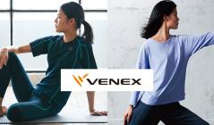 VENEX WOMENのセールをチェック