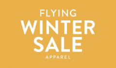 FLYING WINTER SALE -APPAREL-のセールをチェック