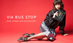 VIA BUS STOP BAG SHOES and ACC(ヴィア バス ストップ)のセールをチェック