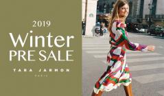 TARA JARMON -2019 WINTER PRE SALE-のセールをチェック