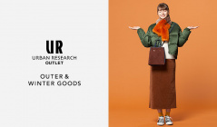 URBAN RESEARCH OUTLET -OUTER & WINTER GOODS-(アーバンリサーチ)のセールをチェック